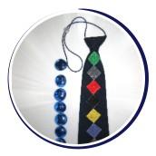 Комплект «Волшебные галстуки»
