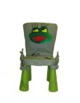 Чехол на детский стул - «Лягушка»